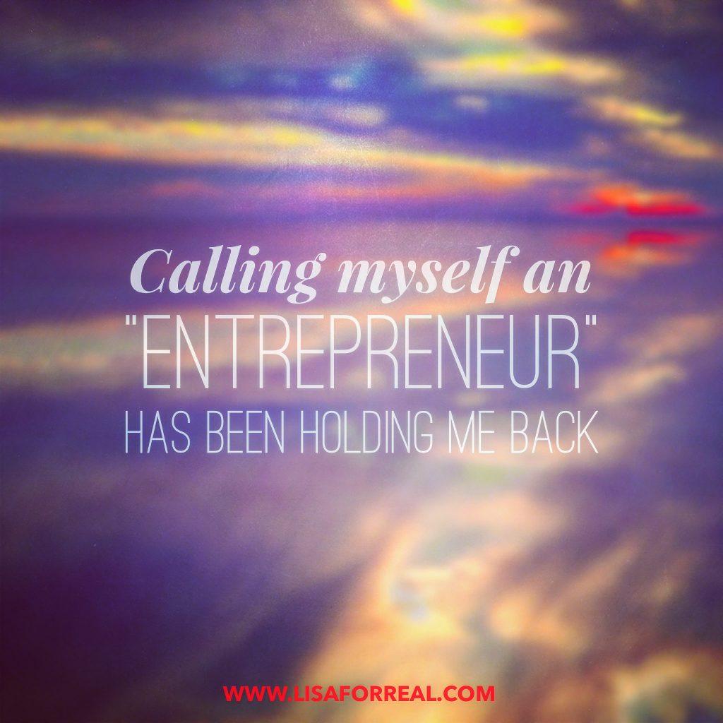 Impostor Entrepreneur